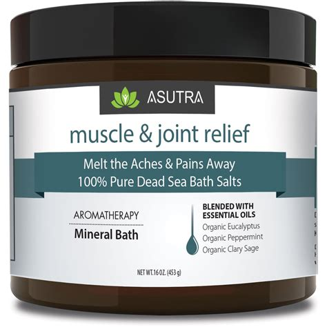 Asutra Detox And Slim by Asutra 100 Dead Sea Bath Salts