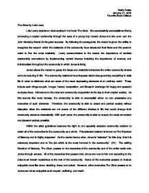 theme essay for the giver the giver gcse english marked by teachers com