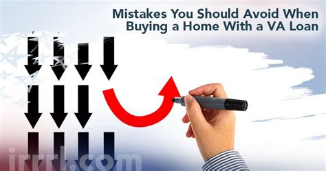 buying a house va loan mistakes you should avoid when buying a home with a va loan