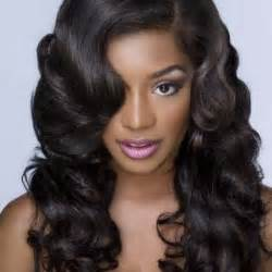 the american wave hair style 5 types of weave which one suits your personality best