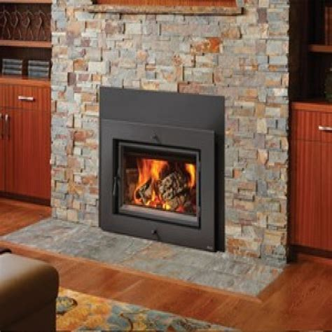 Wood Hearth Home Fireplace Without Hearth