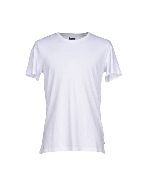 White Shirt Cheap by Cheap Monday T Shirt In White For Lyst