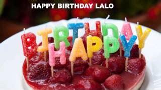 imagenes feliz cumpleaños lalo cumplea 241 os lalo