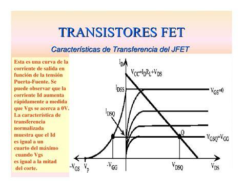 un transistor fet transistoresfet