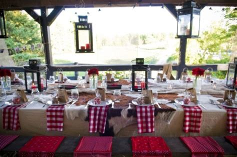backyard rehearsal dinner ideas rustic wedding chic