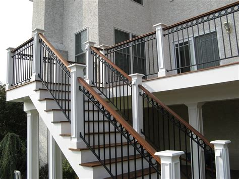 Outer Staircase Design Residence Elevation With Staircase In Front Despite Its Exterior The Houses Interior Is