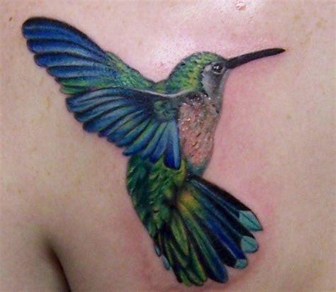 3d hummingbird tattoos hummingbird ideas