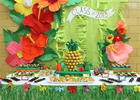 luau party food ideas hawaiian party theme ideas party
