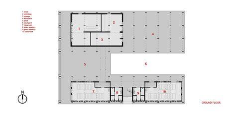 Courtyard Plans Galeria De Centro Comunit 225 Rio Pani Schilderscholte