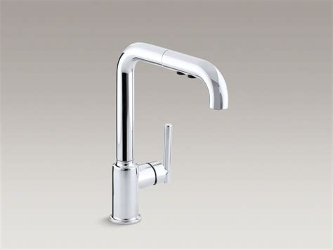 kitchen faucets kohler purist kitchen faucet bath