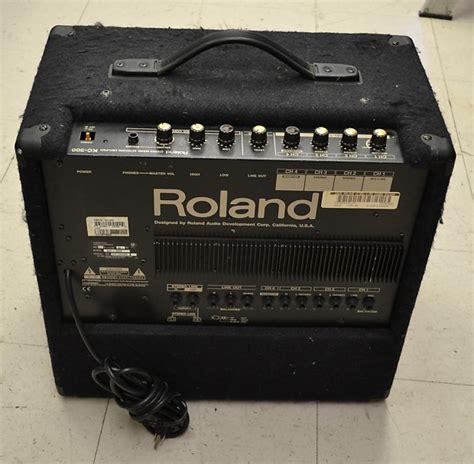 Li Keyboard Roland Kc 300 Roland Kc 300 100w Keyboard Lifier Reverb