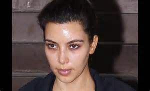 Kim kardashian without makeup page 8
