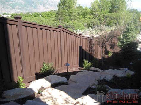 fencing gallery the best fences decks in utah
