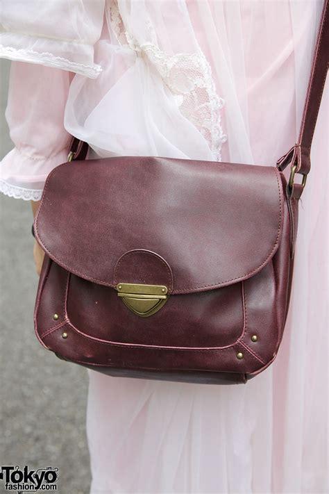 Devi Kroell Nile Perch Shoulder Bag by Harajuku S Panama Boy Kinji Resale Style W Nile