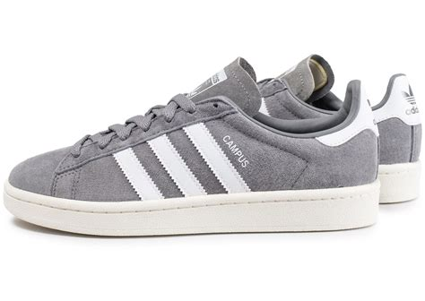 adidas cus grise chaussures homme chausport