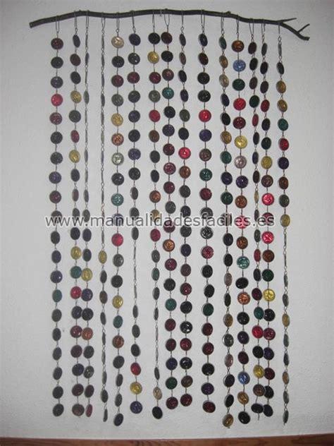 cortinas con capsulas nespresso cortina de nespresso manualidades faciles