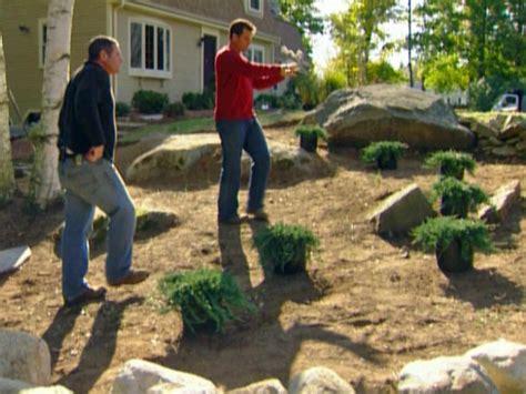 how to start a rock garden how to make a rock garden how tos diy