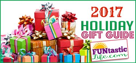 Holiday Toy Giveaway 2017 - 2017 holiday gift guide giveaways funtastic life