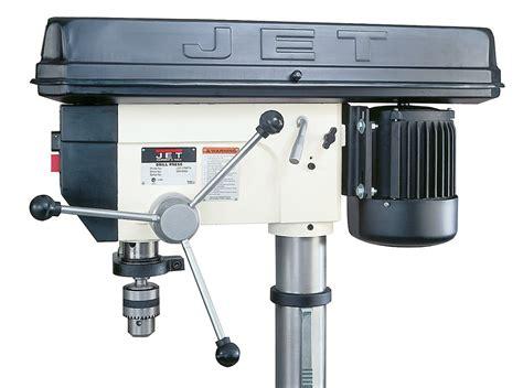 jet drill jet jdp 17mf 354169 drill press power stationary drill