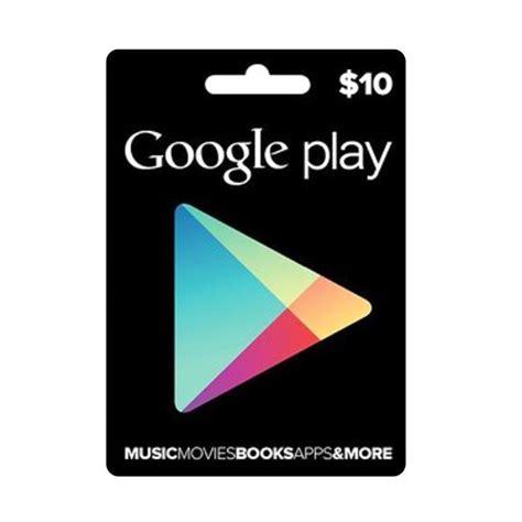 Google Play 10 Gift Card Online - jual google play gift card usd 10 online harga kualitas terjamin blibli com