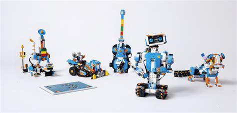 speelgoed lego lego boost lustige roboter zum basteln und programmieren