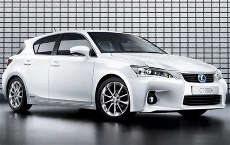 lexus hatchback 2011 2011 lexus ct 200h ground clearance specs view