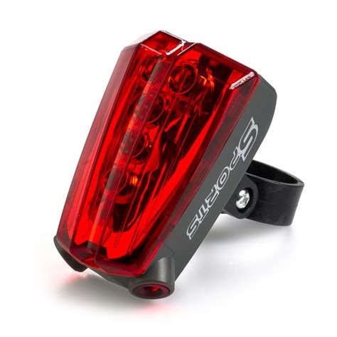 brightest bicycle tail light led bicycle tail light with laser light lane led