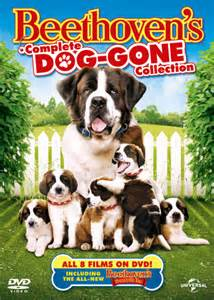 beethoven puppies beethoven s complete collection dvd zavvi