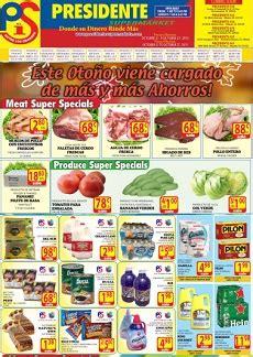 cardenas supermarket especiales de la semana presidente supermarket weekly ad promotions