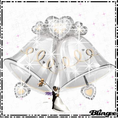Free Wedding Animation Maker by Wedding Bells Picture 129533941 Blingee