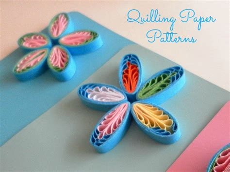 How To Make Paper Quilling Shapes - paper quilling archive 187 paper quilling designs crafts