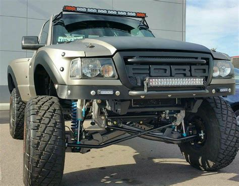 prerunner ranger raptor sick ranger like the front end wheels pinterest