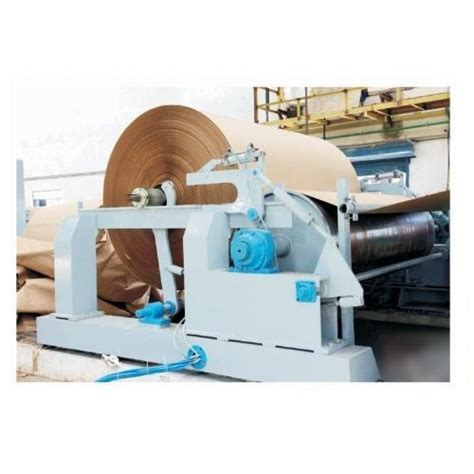 Paper Machine Pope Reel Pope Reel Section For Paper