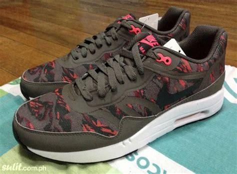 password pattern sulit nike air max 1 premium fuse tiger camo sneakerfiles