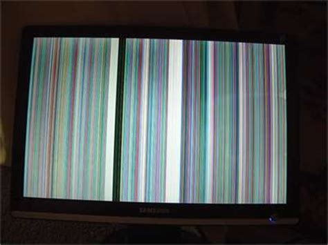 samsung t con board symptoms samsung 40 inch lcd tv has coloured lines running vertically complete screen tv turns