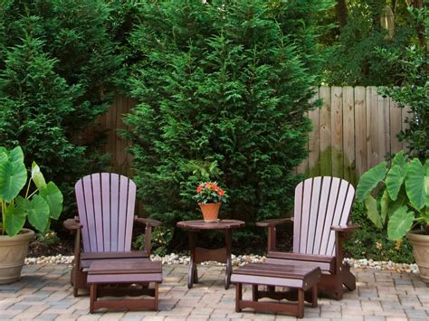 Patio Furniture On A Budget Create A Stylish Outdoor Space On A Budget Hgtv