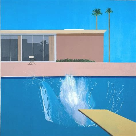 Teh Siiplah a bigger splash tate modern review telegraph