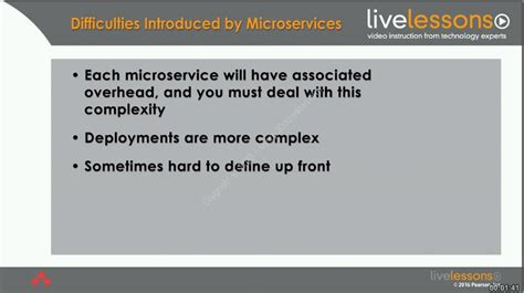 docker microservices tutorial livelessons docker orchestration and microservices second
