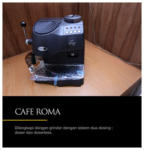 Mesin Kopi Magister miro mesin espresso 1 7 jutaan cikopi