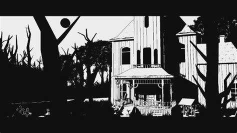 ps4 horror themes white night releasing for pc ps4 on march 3 xbox one on