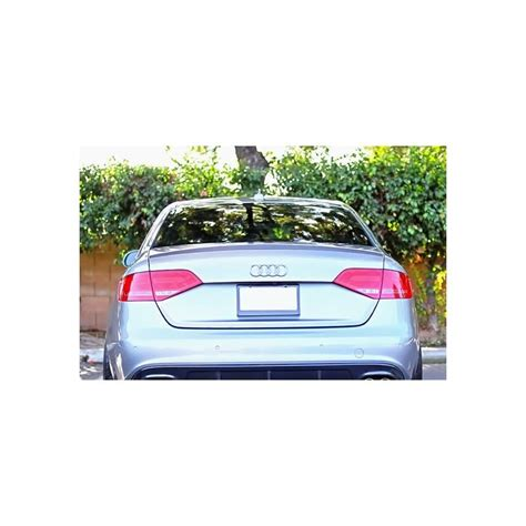 lower audi a4 lower spoiler audi a4 b8 2009 2012 tuning carbon hoods