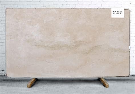 crema marfil polished marble slab random 1 1 4 marble