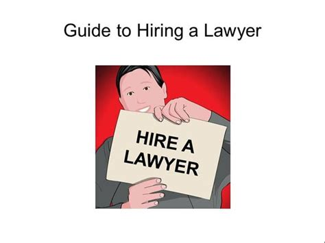 how to hire lawyers a guide to hiring the best attorney for your issue books guide to hiring a lawyer ekg lawyers authorstream