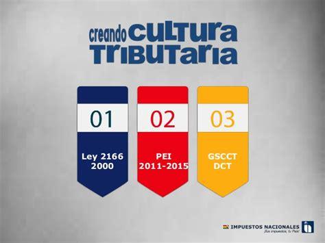 servicio de impuestos nacionales cultura tributaria 2 creando cultura tributaria impuestos nacionales bolivia