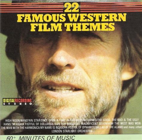 theme songs famous my music 22 famous western film themes