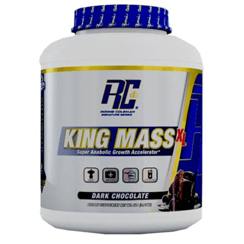 King Whey Buy Ronnie Coleman King Mass Xl 6 Lbs In India