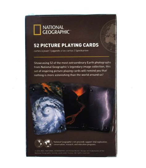 national geographic cards extraordinary earth national geographic 52 picture