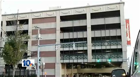 Island City Parking Garage by Suspected Rhode Island Shoplifter Dies After Jumping 25