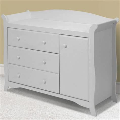 Storkcraft Aspen Combo Dresser Cherry by Storkcraft White Aspen Sleigh Combo Dresser Changer Free