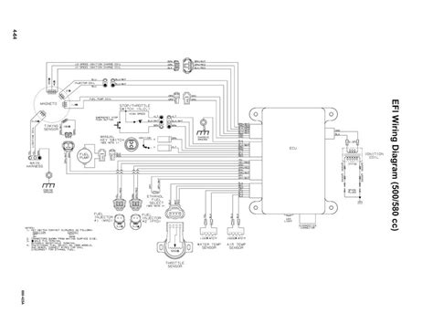 arctic cat 600 efi wiring diagram arctic free engine